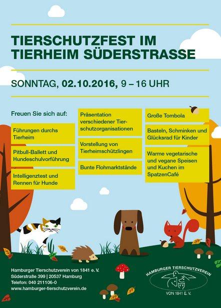 Tierschutzfest 2016 Hamburg
