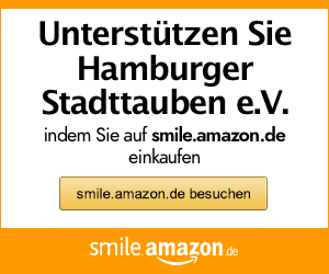 Unterstützen Sie Hamburger Stadttauben e.V. indem Sie auf smile.amazon.de einkaufen
